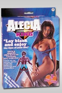 Poupée Alecia King