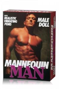 Poupée Gonglable Homme Mannequin