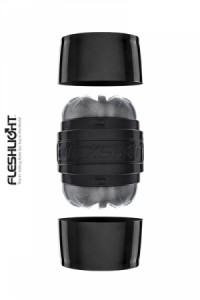 Mini Masturbateur Fleshlight Quickshot Boost Noir