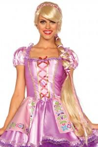 Perruque Rapunzel Raiponce