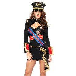 Costume Déguisement Dictatrice Sexy