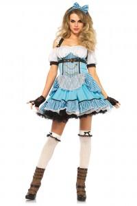 Costume Alice au Pays des Merveilles Rebelle