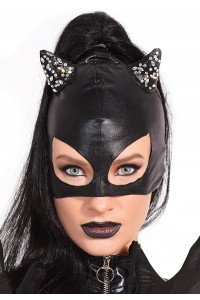 Masque Cat Woman Darque by Coquette