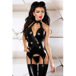 Guêpière Robe Club Fetish Wetlook Lolitta