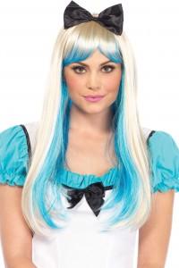 Perruque Alice au Pays des Merveilles