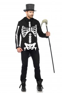 Costume Squelette Chic