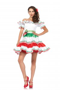 Costume Mexicaine Sexy