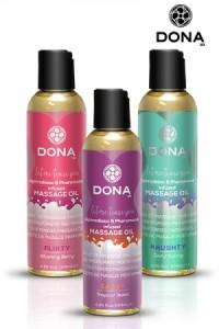 Huile Massages Parfumés by Dona