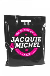 Sac Merci Jacquie et Michel