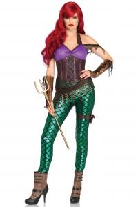 Costume Sirène Rebelle Leg Avenue