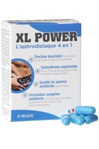 XL Power Érection 20 gélules