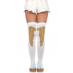 Bas Chaussettes Ailes Anges