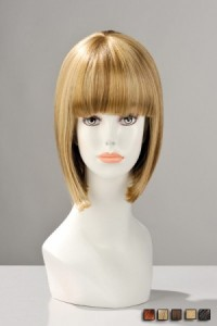 Perruque Frange Carrée China Doll World Wigs