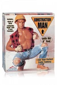 Poupée gonflable Construction Man Doll