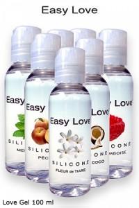 Gel Lubrifiant et Massage Parfumé 100 ml