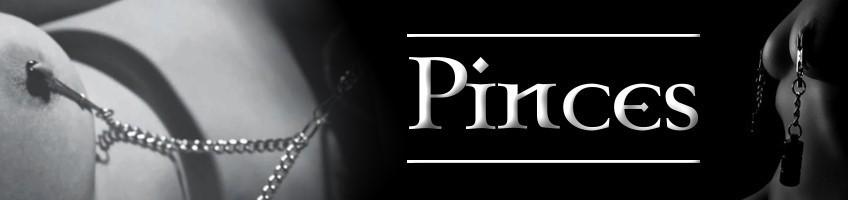 Pinces Parures Bijoux Seins
