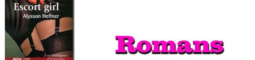 Romans Érotiques