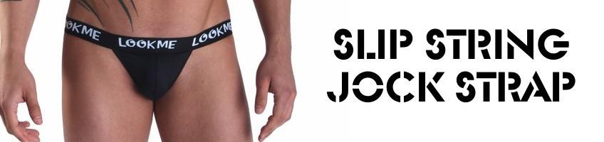 Strings Jock Strap Slips