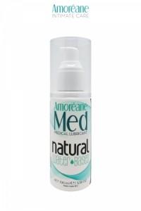 Lubrifiant Naturel Base Eau 100ml Amoreane Med