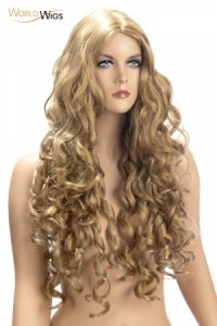 Perruque Blonde Angèle World Wigs