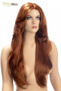 Perruque Rousse Rihana World Wigs