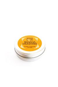 Mini Bougie de Massage Milshake Banane 30ml Sezmar