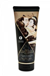 Crème Massage Délectable Chocolat Shunga