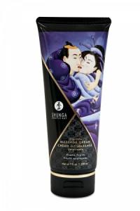 Crème Massage Délectable Fruits Exotiques Shunga