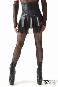 Jupe pour Homme Taille Haute Noir Cross Dresser Regnes