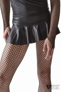 Mini Jupe Homme Taille Basse Noire Cross Dresser Regnes