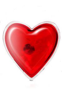 Coeur Chauffant Réutilisable pour Massage Dreamy Toys