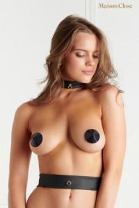Nippies Nipples Noirs by Maison Close Maison Close