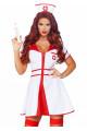 Costume Infirmière Libertine Sexy Hospital