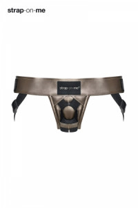 Harnais en Cuir Curious by Strap On Me Strap-on-Me
