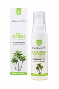 Huile Massage Bio Coco Pacifique Divinextases