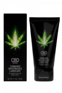 Lubrifiant CBD Eau 50ml CBD Cannabis