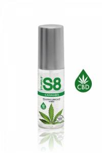 Lubrifiant S8 Hybride CBD 50ml Stimul 8