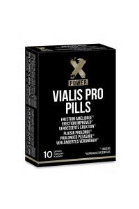 Vialis Pro Pills 10 Gélules Labophyto