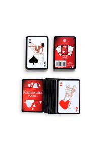 Mini Jeu 54 Cartes Kamasutra Secret Play