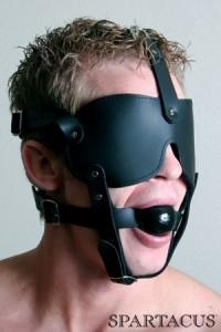 Masque Harnais à Boule Spartacus IM#11494