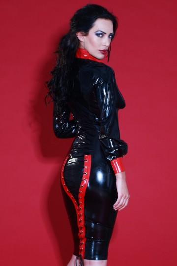 Jupe Latex Dominatrice By Honour