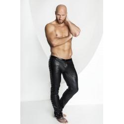 Pantalon Stronger Hard Noir Handmade