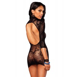 Robe Lingerie Libertine Luxe Dos Nu by Leg Avenue