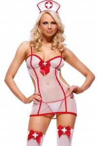 Lingerie Infirmière Sexy