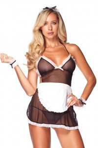 Ensemble Lingerie Soubrette Hot