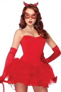 Kit Costumes de Diablesse Coquine et Sexy