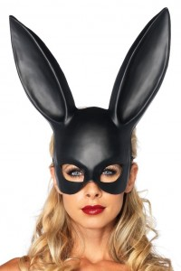 Masque Lapin Oreilles Géantes Leg Avenue
