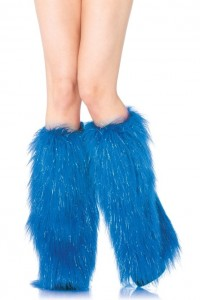 Jambières Cyber Goth Rave Fluffies