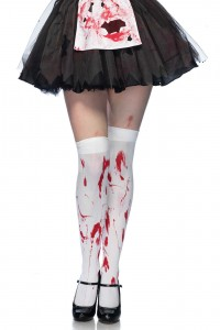 Bas Sanguinaires Halloween Zombie
