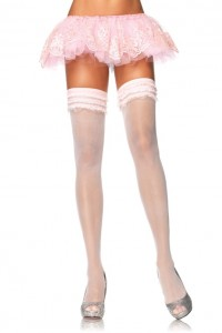 Jupon Mini Tutu Scintillant Rose Leg Avenue